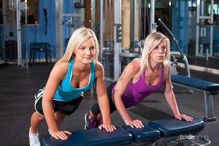gain de masse musculaire chez les filles
