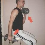 Exercices pour bras et épaules