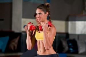 masse musculaire au féminin