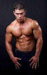 masse musculaire parfaite