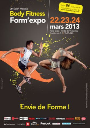 Salon Mondial Body Fitness 2013