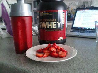 régime pour gagner en masse musculaire