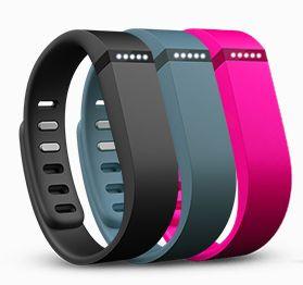 bracelet santé : fitbit flex