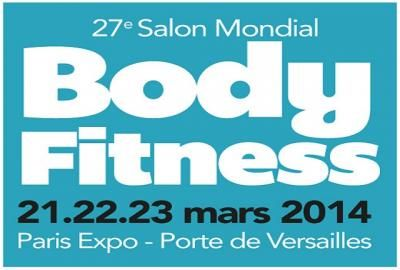 Le salon body fitness 2014 aura lieu du 21 au 23 mars for Salon body fitness