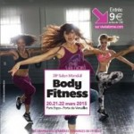 Salon Body Fitness du 20 au 22 mars 2015
