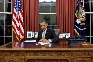 obama au bureau